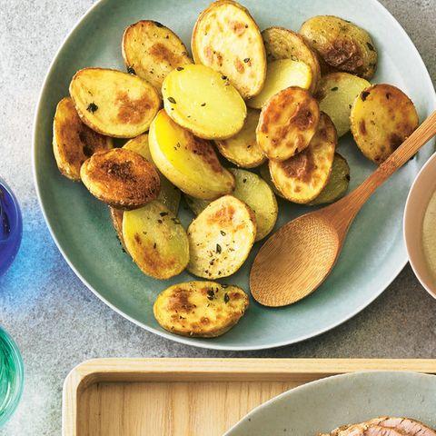 Ofenkartoffeln mit Thymian