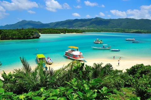 Angesagte Reiseziele: Ishigaki