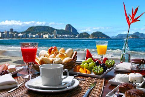 Warum das Beste am Urlaub das Hotelfrühstück ist