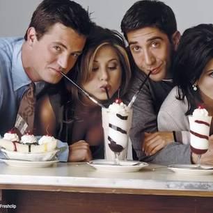 """""""Friends""""-Comeback: Die Cast trinkt Milkshakes"""