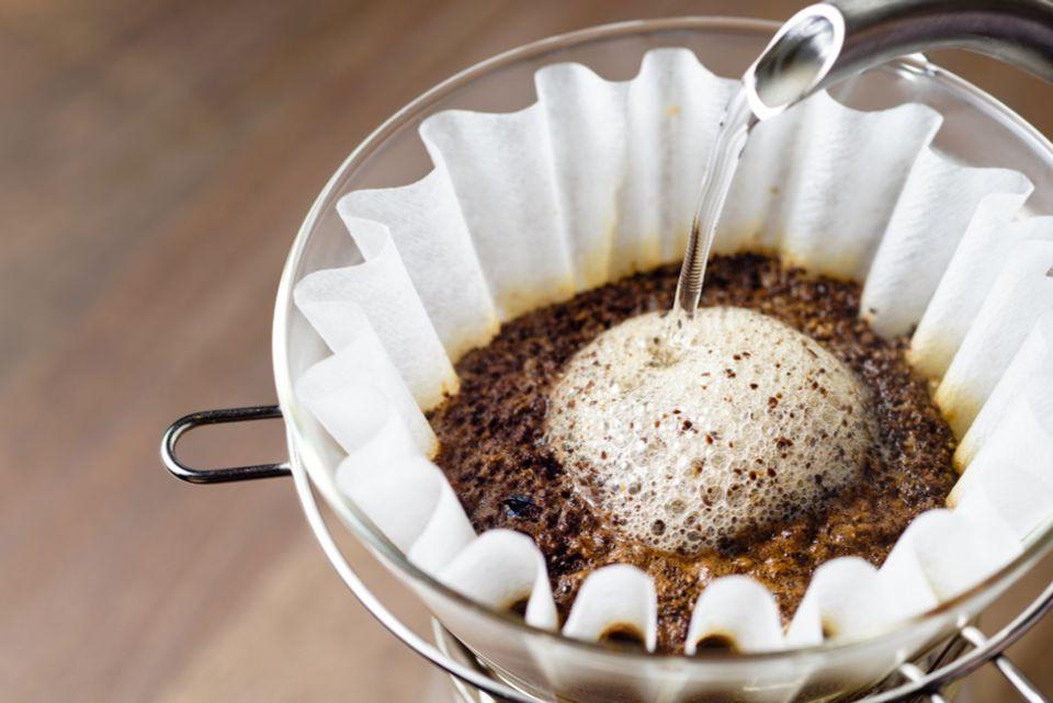 Deutsche Erfindungen: Kaffeefilter