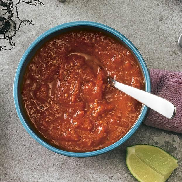 Tomaten-Dip
