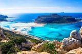 Die schönsten Inseln Europas: Kreta