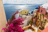 Die schönsten Inseln Europas: Santorin