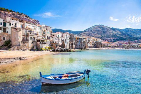 Die schönsten Inseln Europas: Sizilien