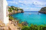 Die schönsten Inseln Europas: Menorca