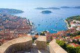 Die schönsten Inseln Europas: Hvar