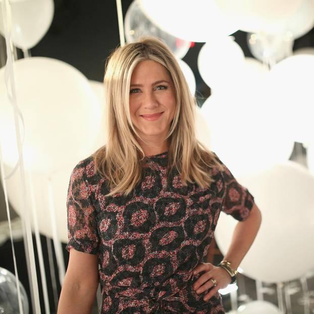 Jennifer Aniston Ihr Geheimnis Für Schönes Haar Brigittede