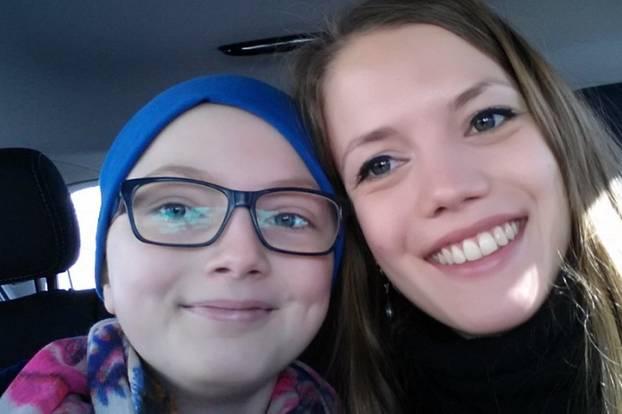 Valentina und Isabel
