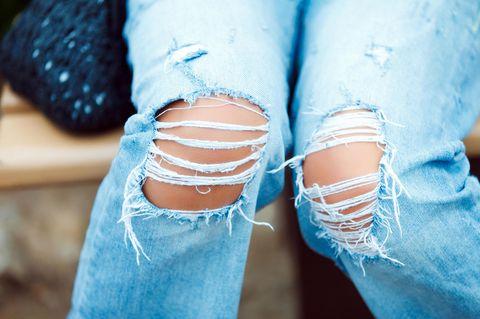 5 Sätze, die du nur kennst, wenn du zerrissene Jeans trägst
