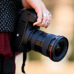 Bloggerin zeigt, wie sie ihre Instagram-Bilder schießt