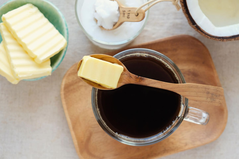 Bulletproof Coffee: Butter im Kaffee - ist das euer Ernst?