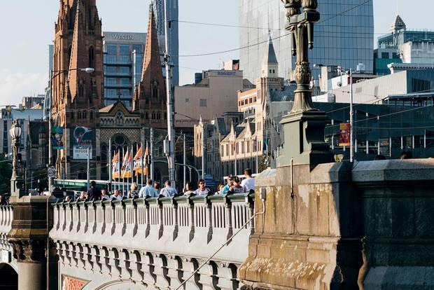 Insider-Tipps Melbourne: princess Brücke in Melbourne