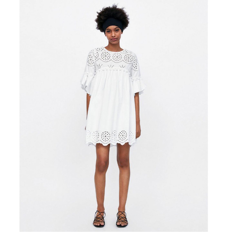 Sommertrends: Weiße Kleider: Die schönsten Modelle  BRIGITTE.de