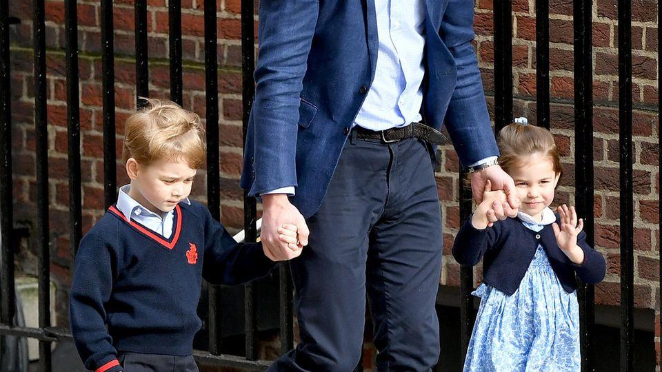 Prinz Louis wurde getauft: Die schönsten Bilder der royalen Feier ?