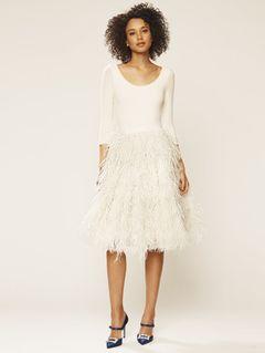 Bowback Dress von SJP by Sarah Jessica Parker