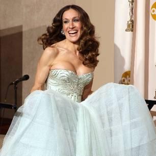 Sarah Jessica Parker im Brautkleid