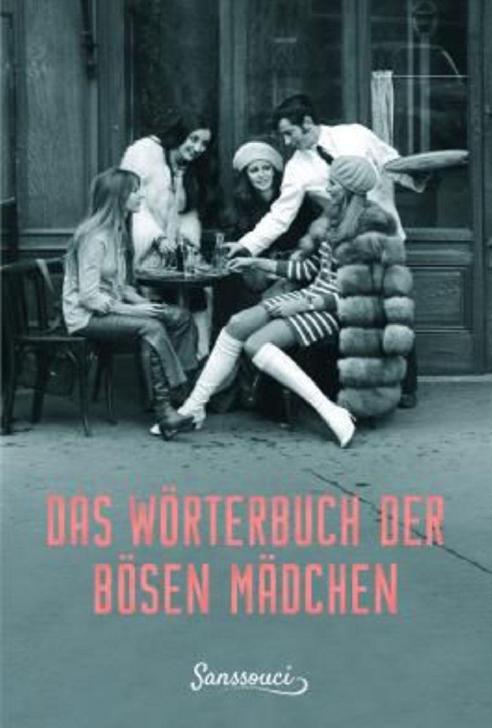 """Nina Merian: """"Das Wörterbuch der bösen Mädchen"""""""