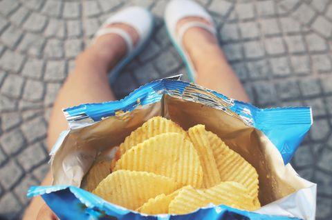 Chips essen: Warum können wir nicht aufhören?