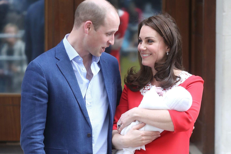 7 Stunden nach der Geburt! Darum konnte Kate das Krankenhaus so schnell wieder verlassen
