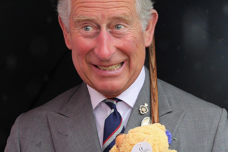 Prinz Charles: Lustige Reaktion aufs Royal Baby