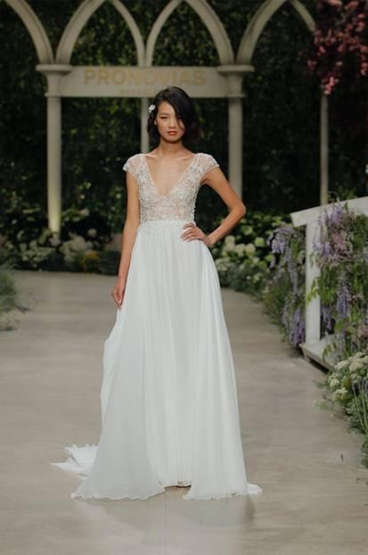 Brautkleid von Pronovias