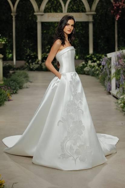 Hochzeitskleid von Pronovias