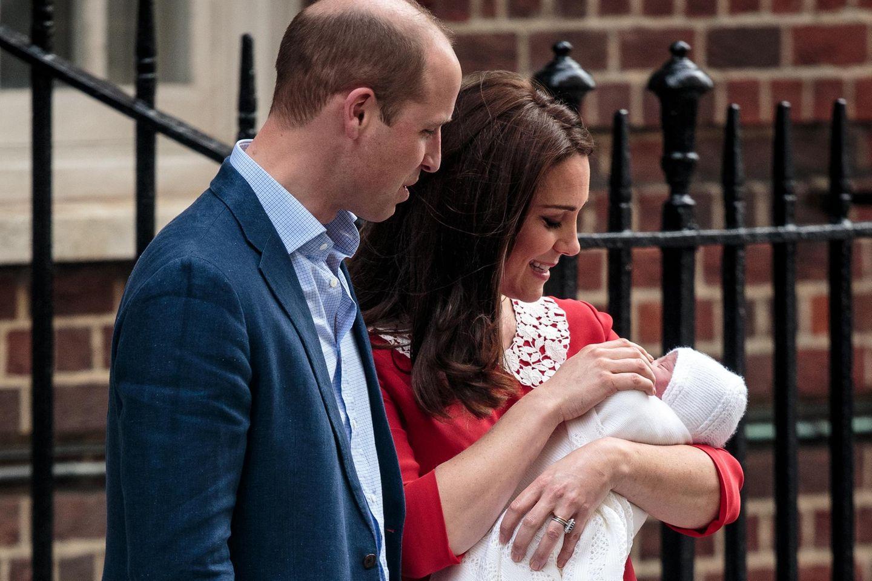 Endlich offiziell! So heißt ihr kleiner Prinz ?