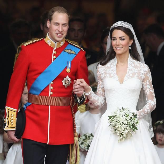 Royal Weddings: Prinz William und und Catherine Middleton
