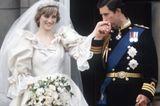 England: Prinz Charles und Diana Spencer (29. Juli 1981)