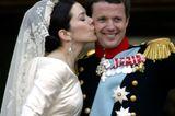 Dänemark: Kronprinz Frederik und Mary Elizabeth Donaldson (14. Mai 2004)