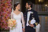 Schweden: Prinz Carl Philip und Sofia Hellqvist (13. Juni 2015)