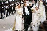 Norwegen: Prinzessin Märtha Louise und Ari Behn (24. Mai 2002)