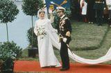 Schweden: König Carl Gustaf XVI. und Silvia Sommerlath (19. Juni 1976)