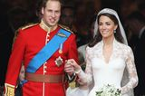 Royal Weddings: Prinz William und und Catherine Middleton
