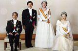 Japan: Kronprinz Naruhito und Masako Owada(9. Juni 1993)