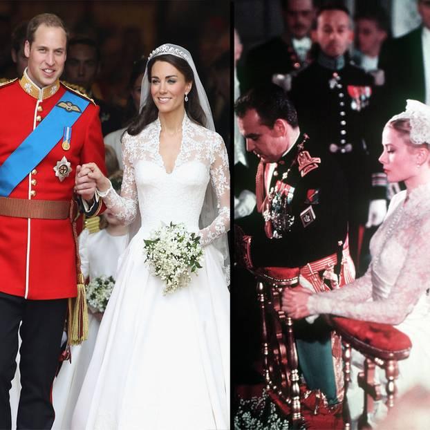 Die Schonsten Royalen Hochzeiten Aller Zeiten Brigitte De