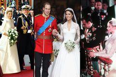 Romantik pur! Die schönsten royalen Hochzeiten aller Zeiten ?❤️