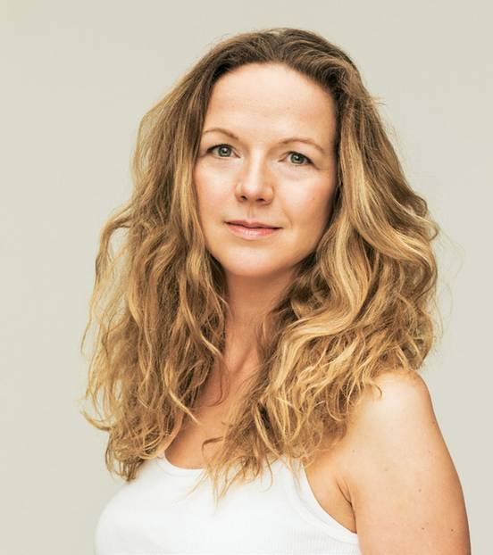 Frisur: Ariane vor dem Umstyling