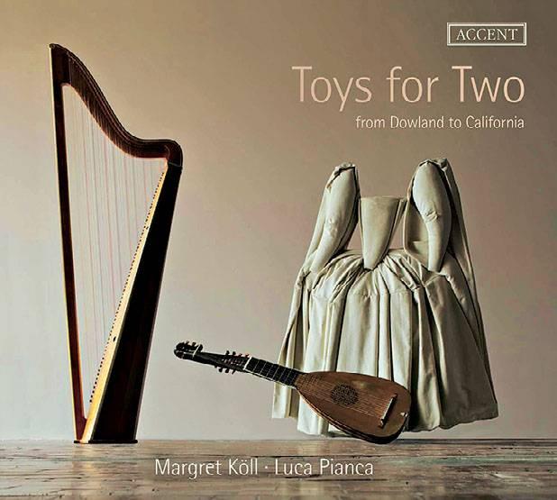 Musiktipps der Redaktion: Harfe und mittelalterliche Gitarre