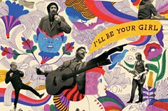 Musiktipps der Redaktion: bunte Illustration