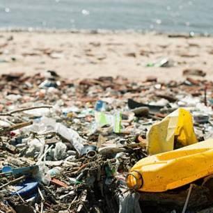 Plastikmüll-Insel