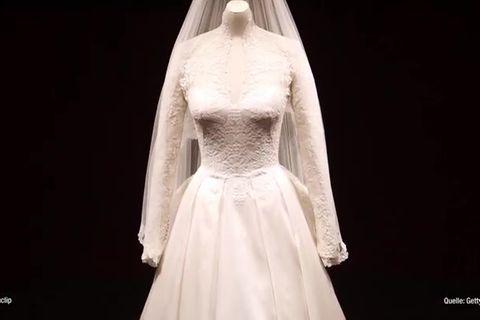 Die teuersten Hochzeiten: Hochzeitskleid