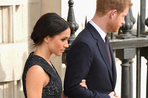 Meghan Markle: Ihr Bruder fordert Prinz Harry auf, die Hochzeit abzusagen!