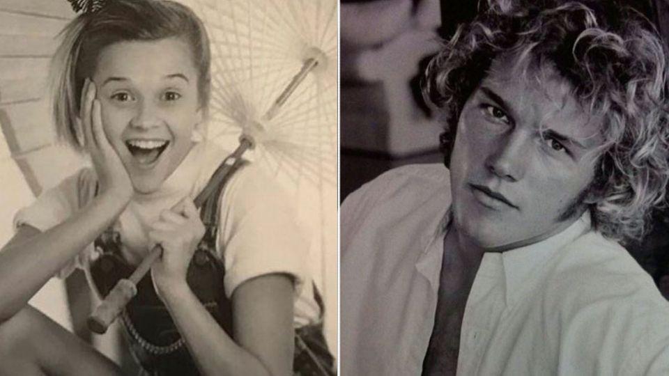 Stars früher: Reese Witherspoon und Chris Pratt