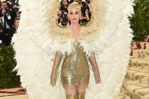 Katy Perry auf der Met Gala