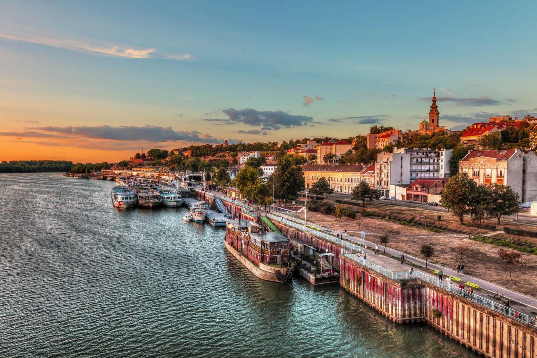Belgrad: Tipps für Serbiens aufregende Hauptstadt: Flussufer