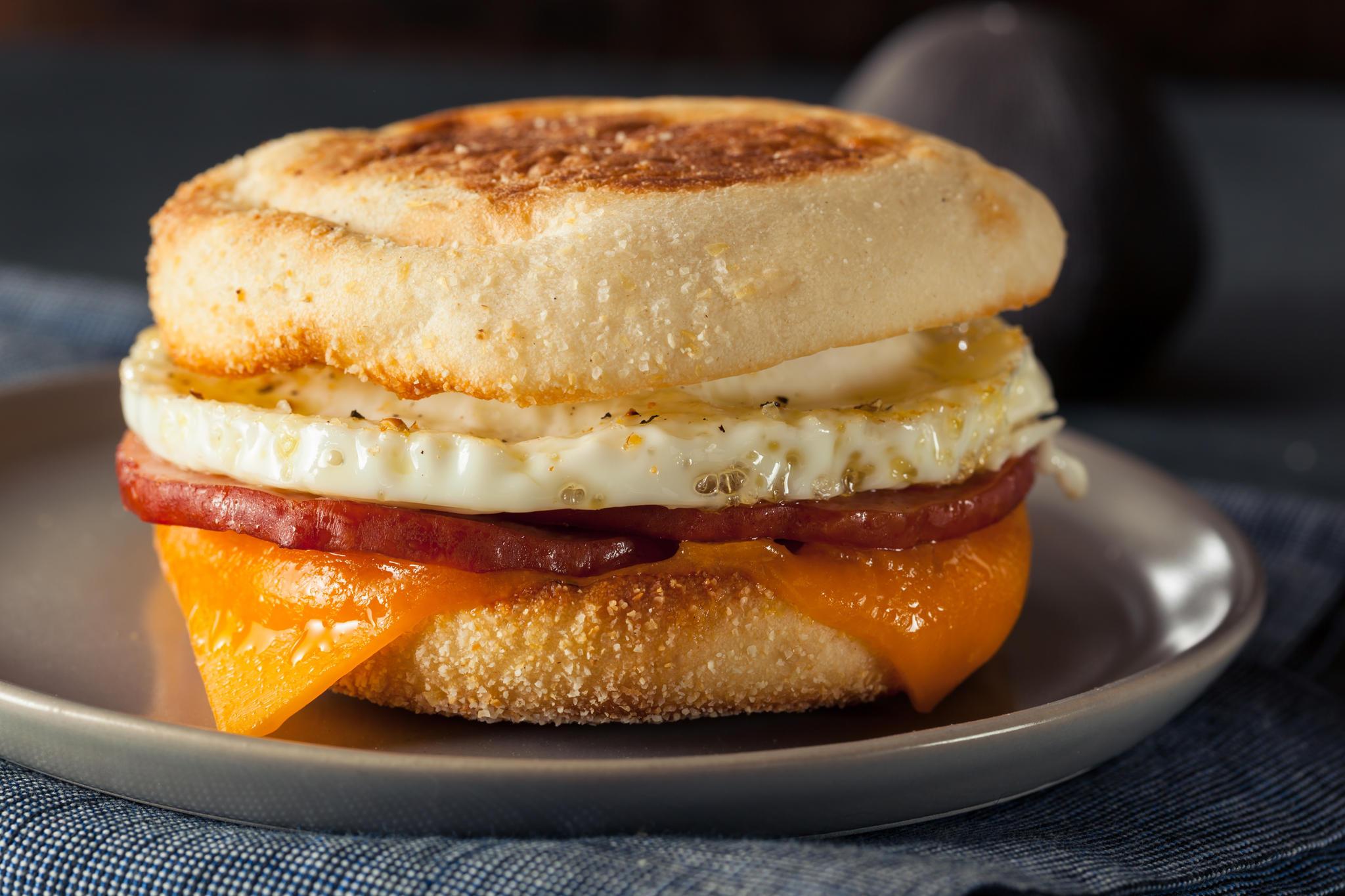 Egg'n'Cheese Muffin