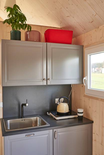 Tchibo Tiny House Küche