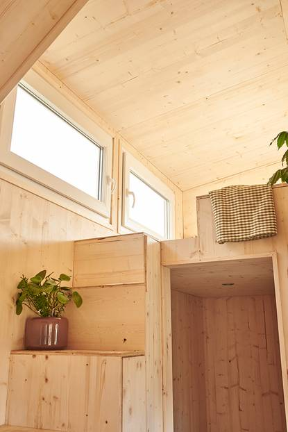Tchibo Tiny House Bett